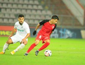 اتحاد سخنين ضد مكابي حيفا (0-3)