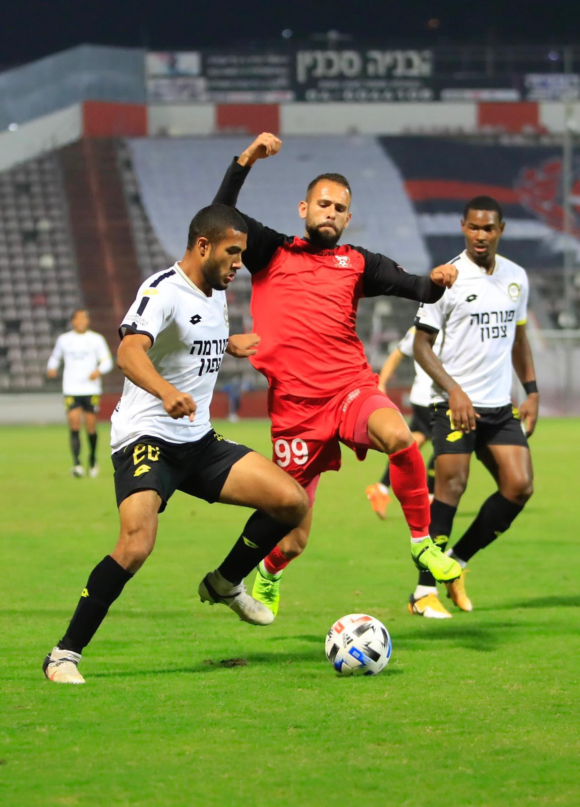 الجوله 15 : اتحاد سخنين 0 – 1 مكابي نتانيا