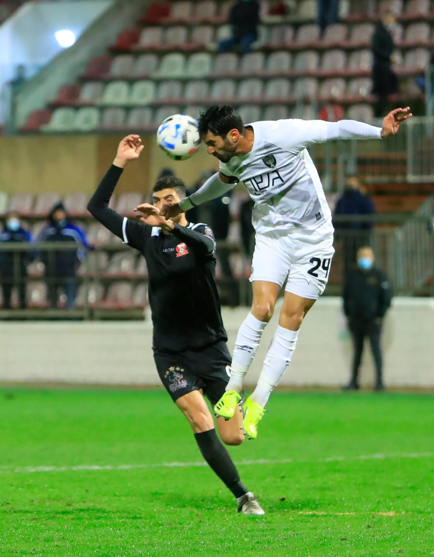 الجوله 10 : اتحاد سخنين 0 – 0 بيتار القدس